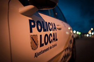 Image Informative note from the Local Police of Calvià